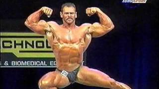 Uli Caspary (GER), NABBA Worlds 1996