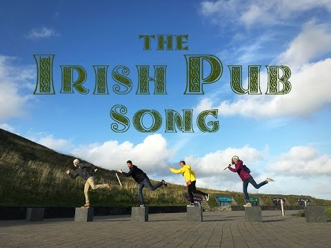 The Irish Pub Song (The High Kings) Music Video