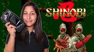 Shinobi sur Game Gear