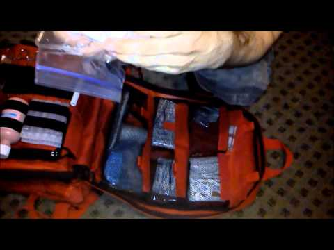 Voodoo Tactical Fully Loaded STOMP Medical Backpack, Full Review.