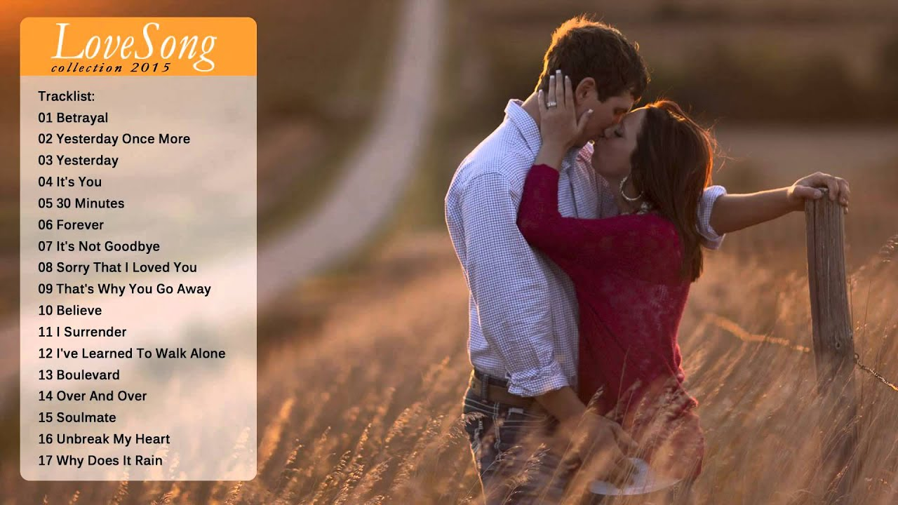 Love Songs For Your Boyfriend - English Love Songs Non