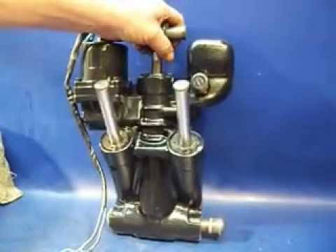 FOR SALE Power Trim Pump OMC Johnson Evinrude V-6 Fresh Water $449.95 OR-17