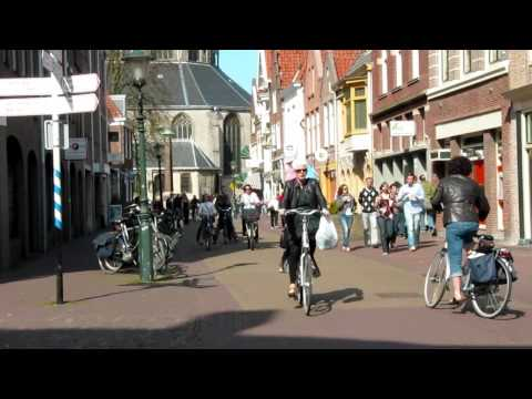 Cycling in Holland - Alkmaar (and surroundings)