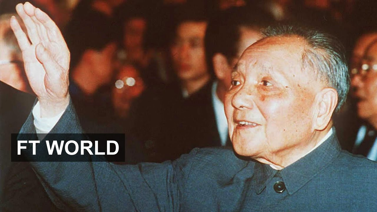 deng xiaoping s legacy celebrated in china youtube rh youtube com