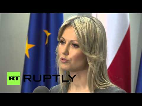 Poland: Meet Magdalena Ogorek, Poland's most beautiful presidential candidate