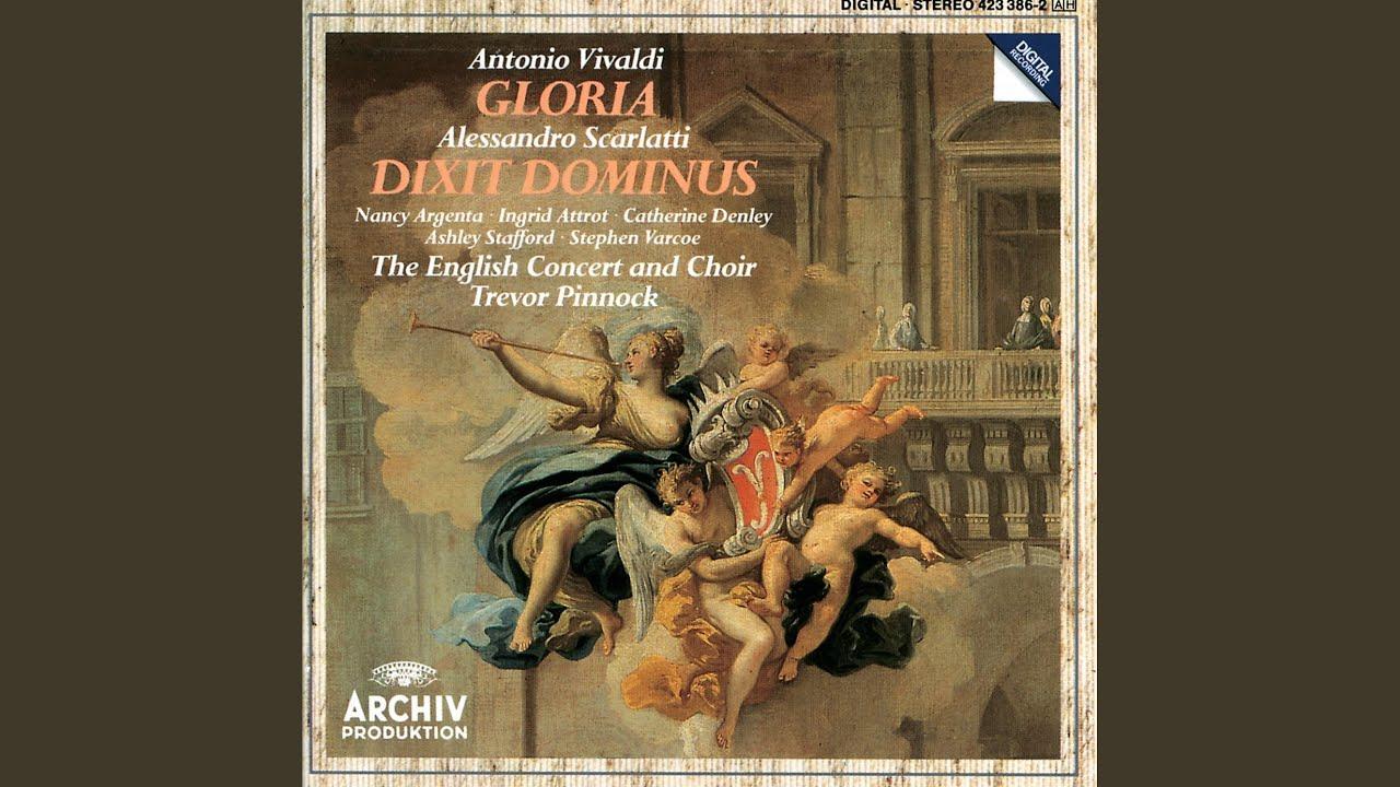 Alessandro Scarlatti Dixit Dominus Pdf