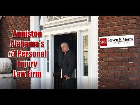 anniston-al-personal-injury-law-firm---steve-morris-law-256-357-9211