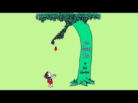 El árbol generoso - Shel Silverstein - Cuentos infantiles