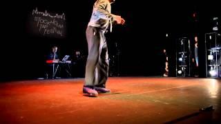 Jason Samuels Smith at Stockholm Tap Festival 2013