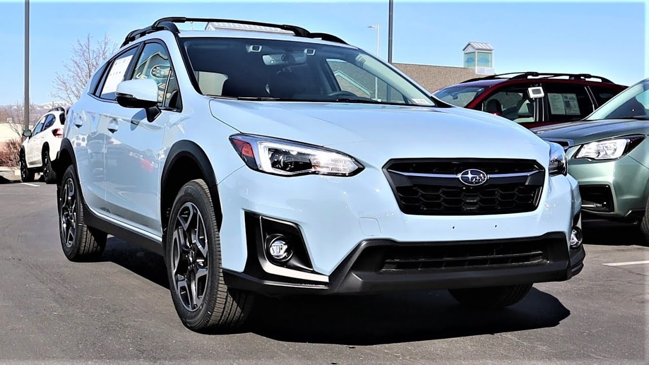 2020 Subaru Crosstrek First Drive