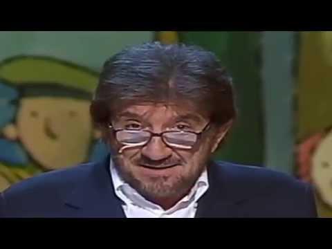 Ninnananna di Trilussa recitata da Gigi Proietti