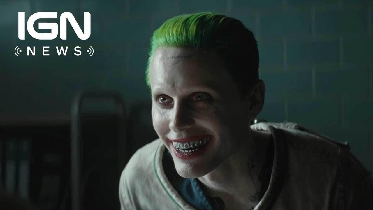 Jared Leto Joker Standalone Movie in the Works