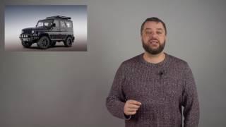 Тюнеры из Devolro покажут переработанный УАЗ этой осенью