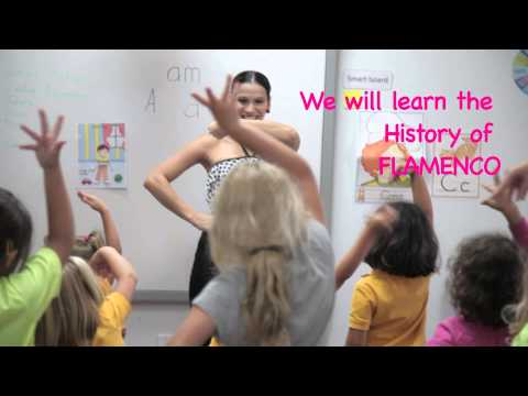 Metropolitan International School of Miami Flamenco After School