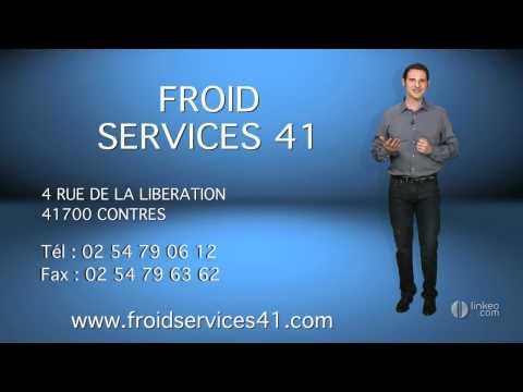 FROID SERVICES 41 : Climatisation,cuisine professionnelle CONTRES (41)