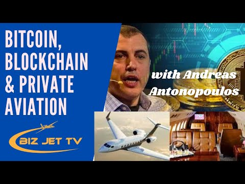 Bitcoin, Blockchain & Private Aviation