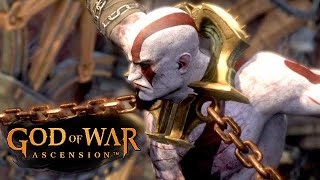 God of War Ascension PS5 Gameplay Deutsch #01 - Im Knast der Furien