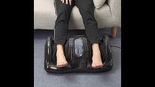 E pés corpo homedics para shiatsu massageador