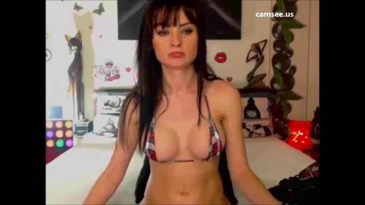 Webcam girl recordings
