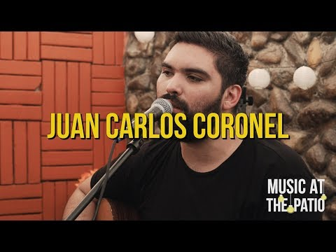 Juan Carlos Coronel - Tus Alas | Music at The Patio (Guayaquil)