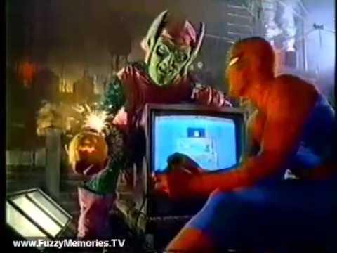 Spider-Man (Atari 2600) Commercial 1982