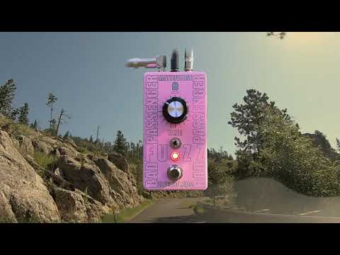 Introducing the Bad Passenger Fuzz MKII from Mattoverse Electronics