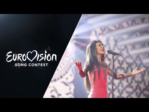 Aminata  Love Injected (Latvia) - LIVE at Eurovision 2015 Grand Final