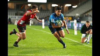 Blues vs Crusaders Highlights – 2018 Super Rugby – Round 14