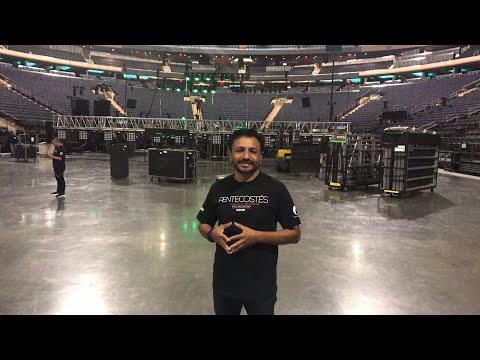 Recorrido por el Madison Square Garden #Pentecostes