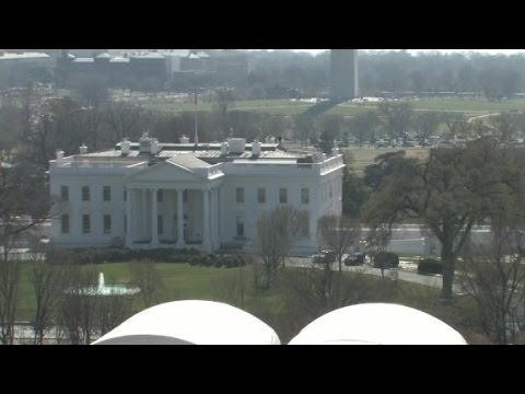 Intruder attempts to breach White House