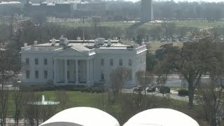 Intruder attempts to breach White House