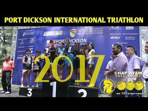 PORT DICKSON INTERNATIONAL TRIATHLON 2017