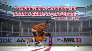 NHL 13 - Launchtrailer