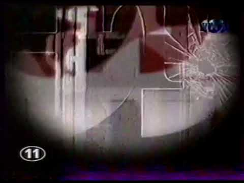Заставка ТНТ- детектив (ТНТ, 1998 - 2002)