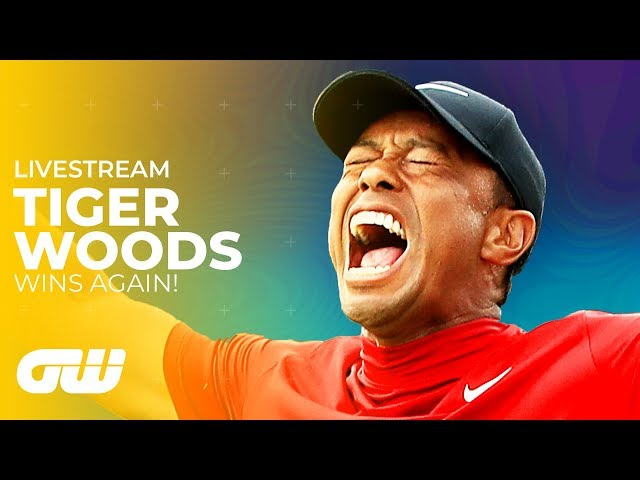 Tiger Woods WINS Again!   Greatest Moments, Analysis, Highlights   24/7 LIVESTREAM   Golfing World