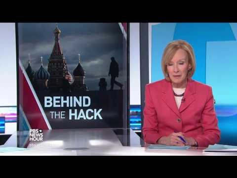 Security company releases new evidence of Russian role in DNC hack