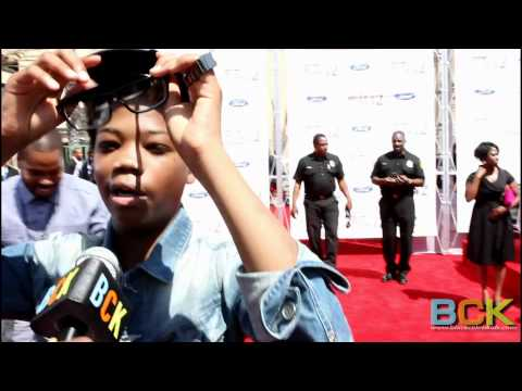 Jacob Latimore, Astro, Zoe Soul, Gabi Wilson At The 2012 BET Awards