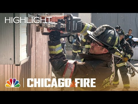 Trailer Park Fire - Chicago Fire (Episode Highlight)