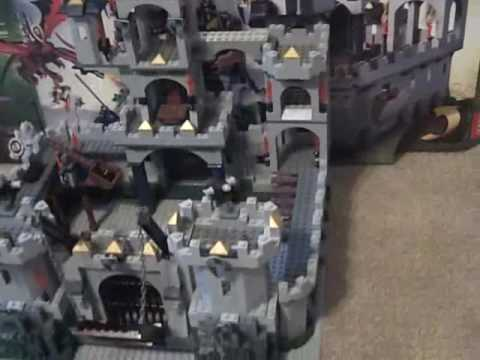 Lego Castle Kings Castle Siege Review