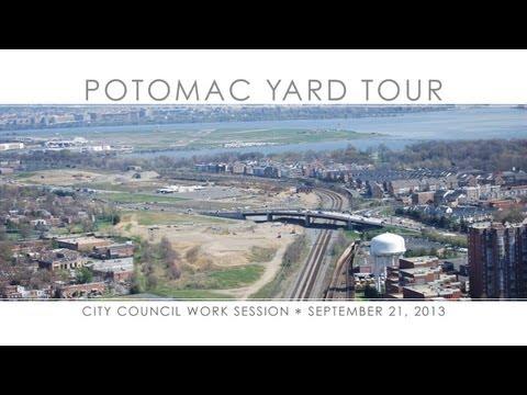 Potomac Yard Presentation & Bus Tour