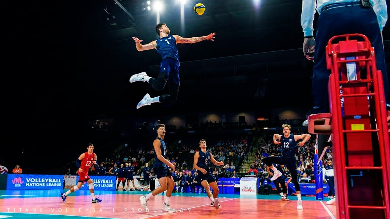 Matthew Anderson | Highlights | World Cup 2019 | Monster of the Vertical Jump