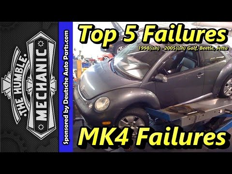 top-5-failures-1999-2005-mk4-golf,-beetle-and-jetta