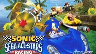 Sonic & SEGA All-Stars Racing Android GamePlay #2 (HD)