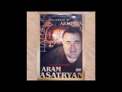 Aram Asatryan - Live Concert In Armenia  Hamalir - Full Album © 2005