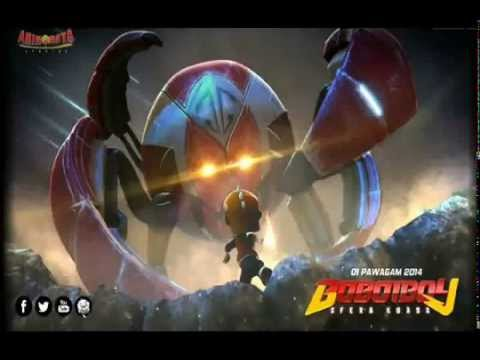 BoBoiBoY Movie Sfera Kuasa Di Pawagam 2014