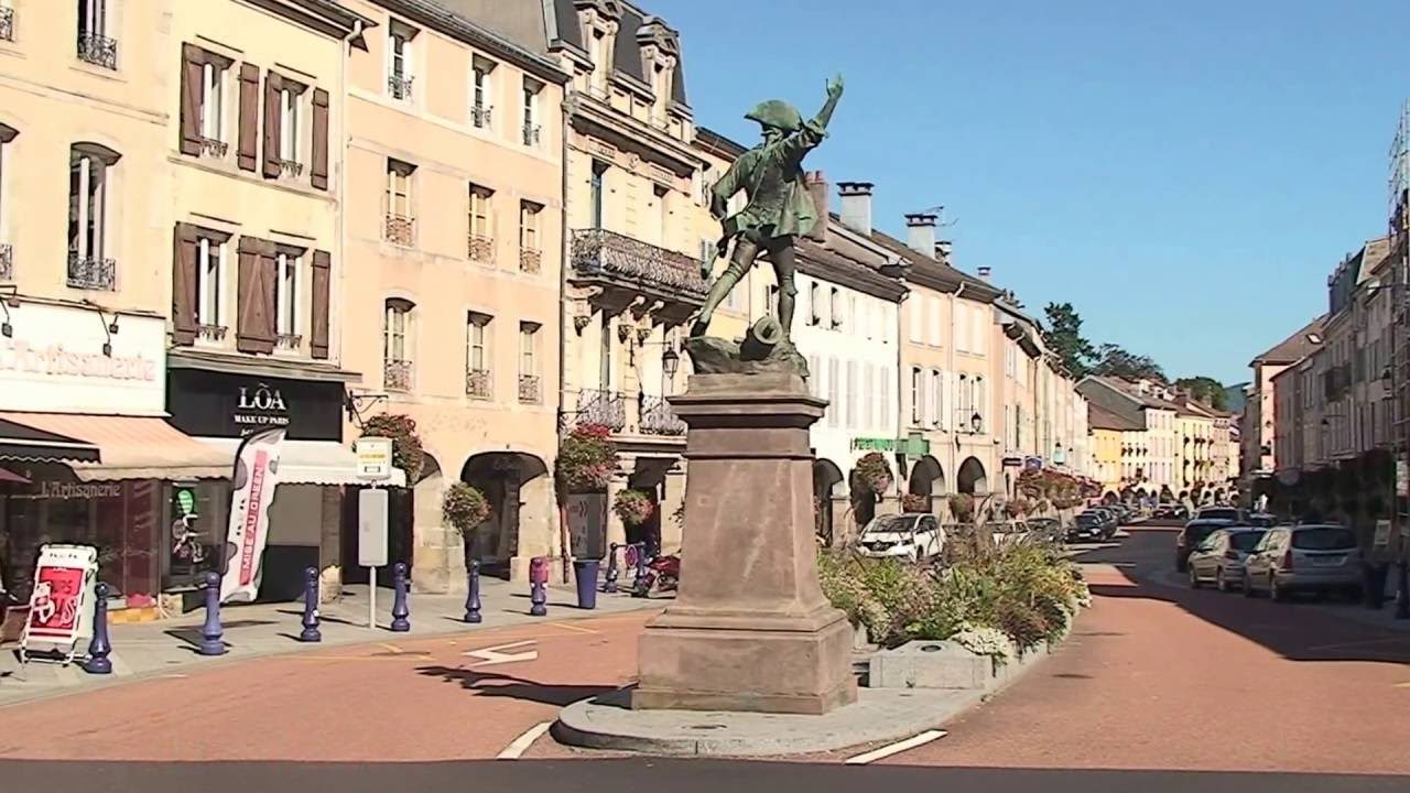 Office de tourisme de remiremont youtube - Office de tourisme chateaumeillant ...