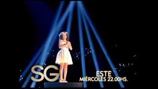 Amira Willighagen - Promo Susana Giménez TV Show - 20 August 2014 - Argentina