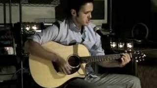 """O Holy Night"", Justin Figueroa & Acoustic Guitar"