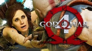 GOD OF WAR 100% Full Story Walkthrough #4 - Path to the Mountain/Realm Travel Room