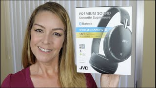 JCV HA-S90BN headphones review